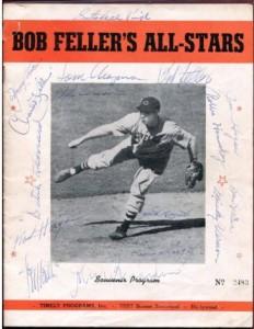 Bob Feller All Stars 1946