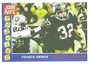 Franco Harris Follies