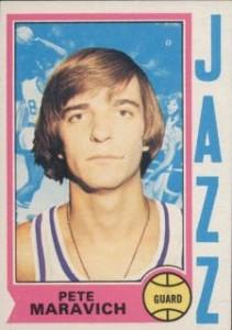 1974-75 Pete Maravich