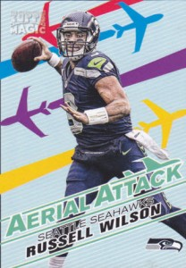 Russell Wilson Aerial Attack