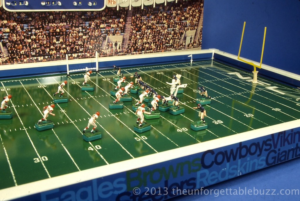 1967 Tudor Electric Football