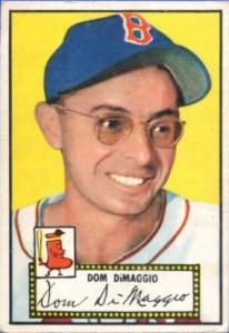 Dom DiMaggio 1952 Topps