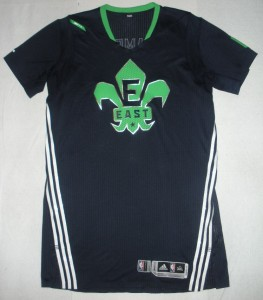 2014 LeBron James All-Star jersey