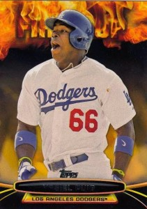 Puig Fired Up