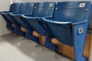 Silverdome Seats