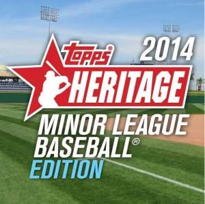 Topps Heritage Minor League 2014