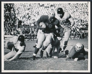 1939 UCLA football Jackie Robinson