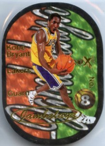 Kobe Bryant Jambalaya 1997-98