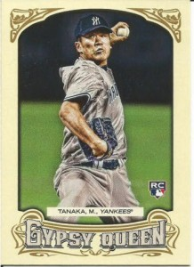 Tanaka reverse negative Gypsy Queen