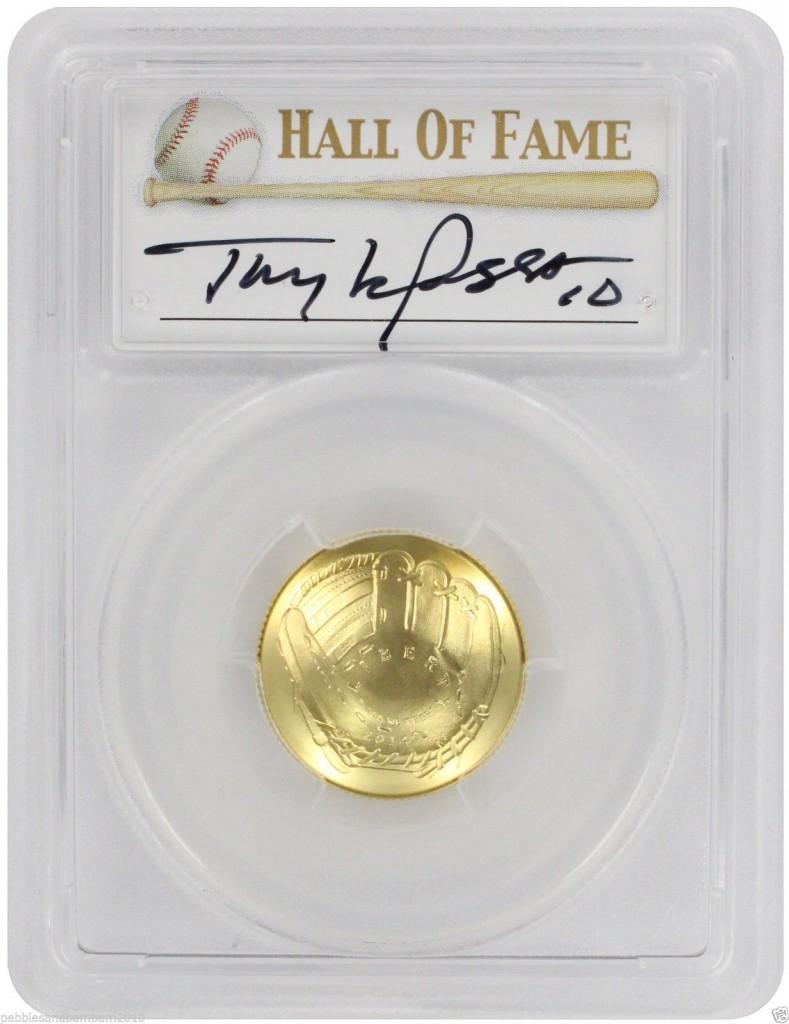 Tony LaRussa coin