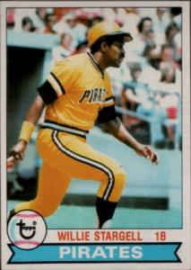 Willie Stargell 1979 Topps