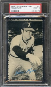 1974 Topps Deckle Edge Nolan Ryan