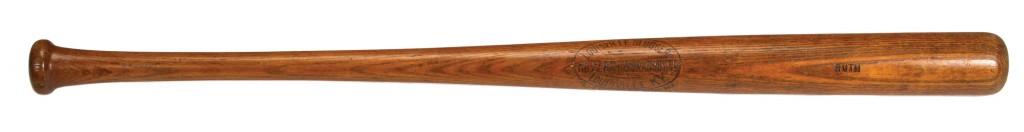 Babe Ruth bat 1916-1918
