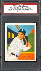 2014 Babe Ruth, Yankee
