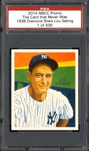 2014 Lou Gehrig
