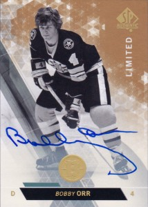 2013-14 SP Authentic Bobby Orr