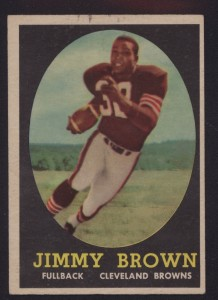 1958 Topps Jim Brown