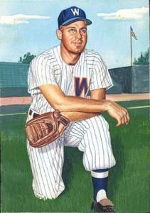 Joe Tipton 1953 painting