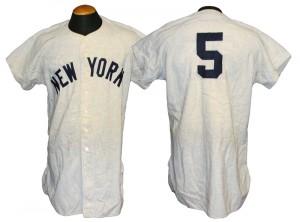 Yankees jersey Joe DiMaggio