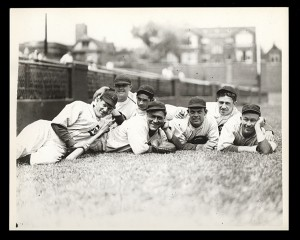 Chicago Cubs players in the 1930s