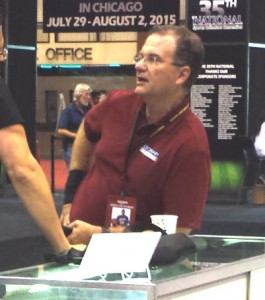 Legendary Auctions President Doug Allen.