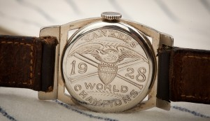 Lou Gehrig Yankees Watch