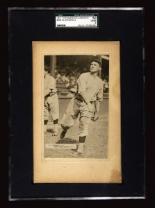 This 1911 T5 Pinkerton of New York Giants shortstop Al Bridwell was the only item I purchased from a dealer at the show.