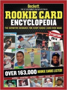 Rookie Card Encyclopedia Beckett