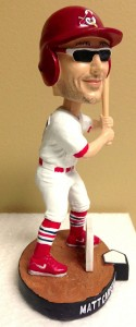 Matt Carpenter bobblehead