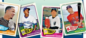 Topps Heritage High Numbers 2014