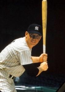 Yankee Stadium Mickey Mantle