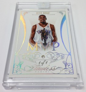 2013-14 Flawless Basketball Gems Kevin Durant