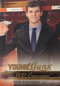 Young Guns Hockey 2014-15 Upper Deck Series One