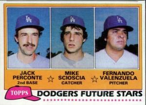 1981 Dodgers Future Stars