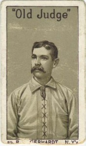 I've never examined one in person, but the ultra rare 1886 N167 Old Judge baseball cards are supposed to be photogravure prints.
