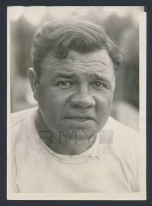 Babe Ruth spring training 1930
