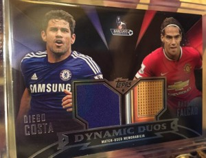 2014 Topps Premier League Gold