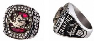 Oscar Taveras championship rings