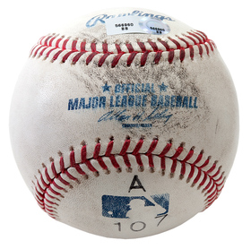 Alex Rodriguez 500th home run ball