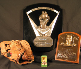 Bob Gibson auction items now owned by Cardinals