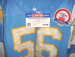 Shawn Merriman Chargers Legacy Jersey