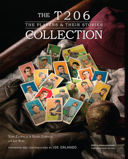 The T206 Collection - The Players & Their Stories