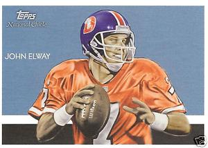 2009 National Chicle John Elway