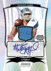 Bowman Sterling Matthew Stafford