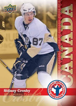 Sidney Crosby National Hockey Card Day