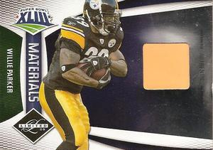 Leaf Limited Willie Parker