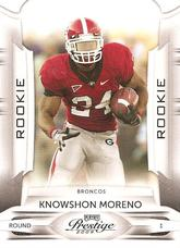 2009 Playoff Prestige Knowshon Moreno