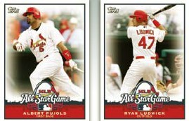 Topps All-Star FanFest Cards
