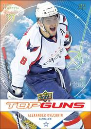 Upper Deck Hockey Top Guns Alex Ovechkin
