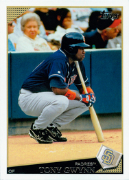 2009 Topps Legends Tony Gwynn